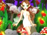 Mushroom Fairy Dress darmowa gra